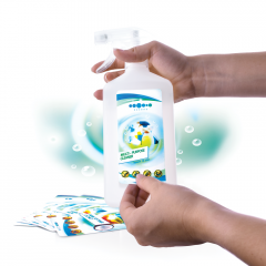 Spray Bottle Labels